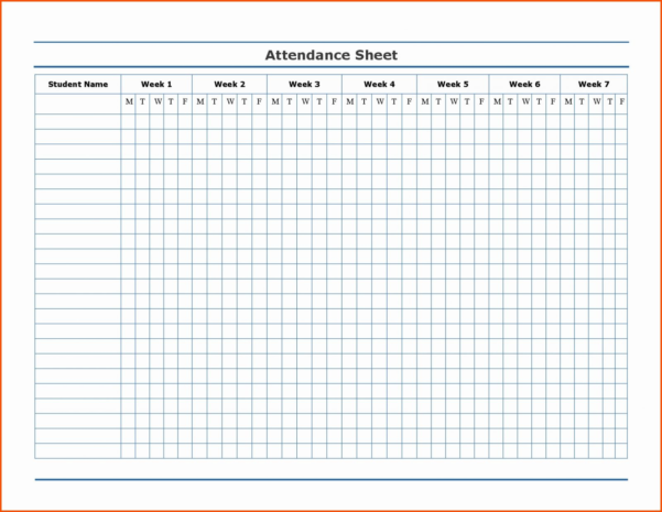 Attendance Spreadsheet Template Excel Intended For Attendance Point System Spreadsheet Concept Of Employee Tracking