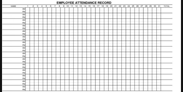 Attendance Spreadsheet Template Excel Within 012 Attendance Sheet Template Excel New Best Sample Excellent