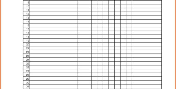 Attendance Tracking Spreadsheet In Employee Attendance Tracking Spreadsheet And Employee Attendance