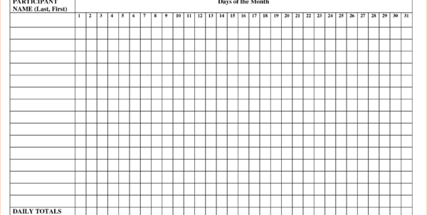Attendance Tracking Spreadsheet Template Intended For Employee Attendance Tracking Spreadsheet And 5 Attendance Record