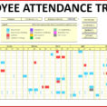 Attendance Tracking Spreadsheet With Regard To Awesome Absence Tracking Spreadsheet  Wing Scuisine