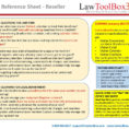 Attorney Case Management Spreadsheet Intended For Quick Reference Sheet  Reseller  Ppt Download