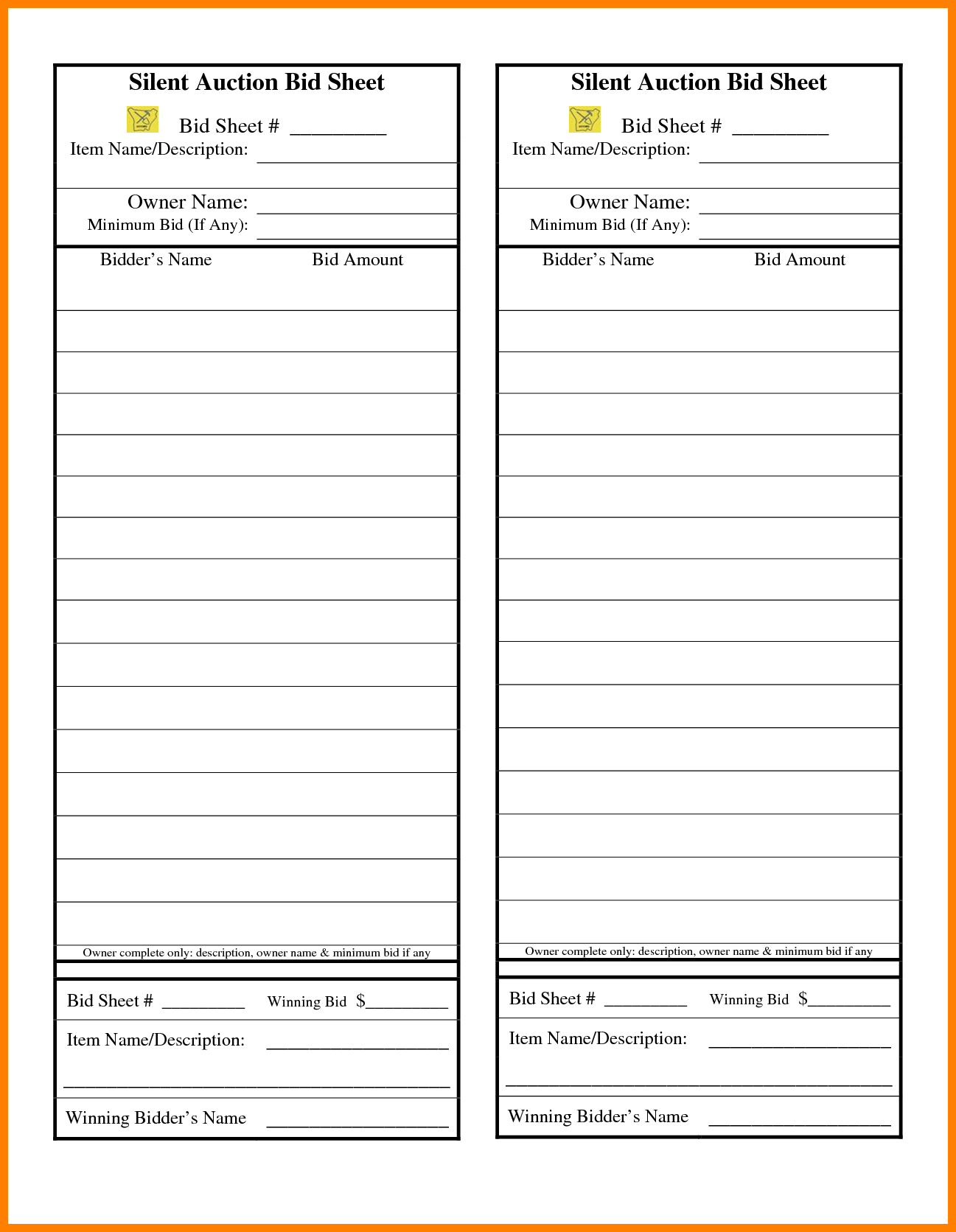 Auction Spreadsheet Template Inside 5  Auction Spreadsheet Template Time  Balance Spreadsheet