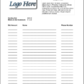 Auction Spreadsheet Template Pertaining To Bid Sheet Template Silent Auction Pinterest Proposal Pdf