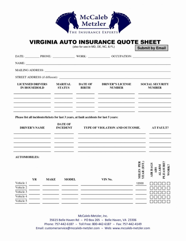 Auto Insurance Comparison Excel Spreadsheet With Regard To Health Insurance Comparison Spreadsheet Template Lovely To Compare
