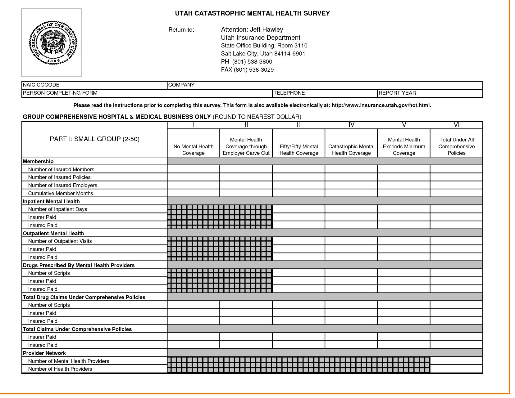 Auto Insurance Comparison Spreadsheet With Insurance Spreadsheet Template 4  Homebiz4U2Profit