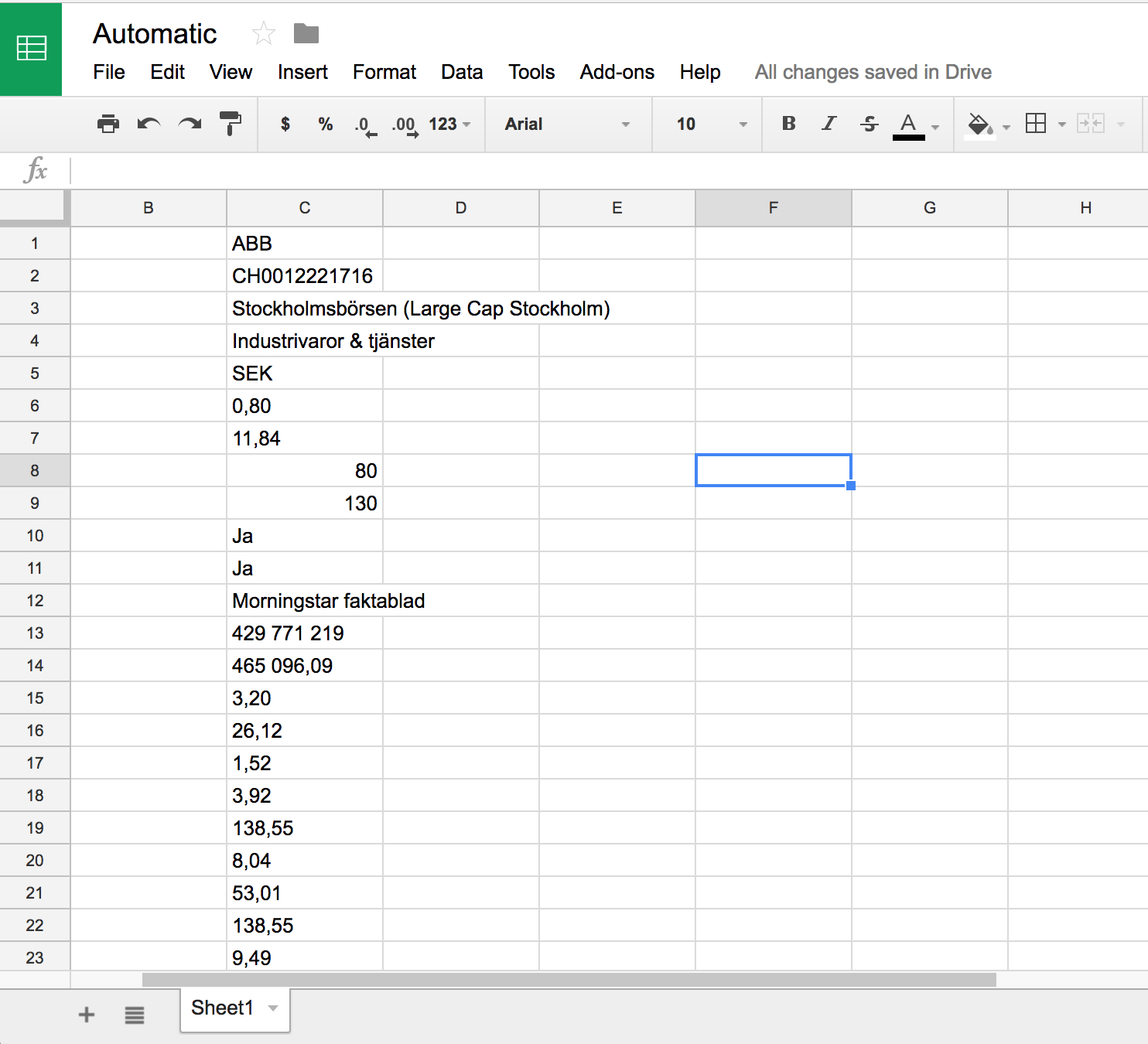 Automatic Spreadsheet With Regard To Automatically Save Data To Google Sheets With Google Appscript