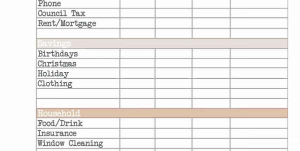 Avon Taxes Spreadsheet Pertaining To Living Expenses Worksheet Lovely Tax Organizer Worksheet Download