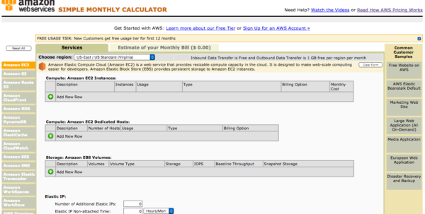 Aws Cost Calculator Spreadsheet Pertaining To Cost Of Cloud Computing: How To Calculate The True Cost Of Moving To