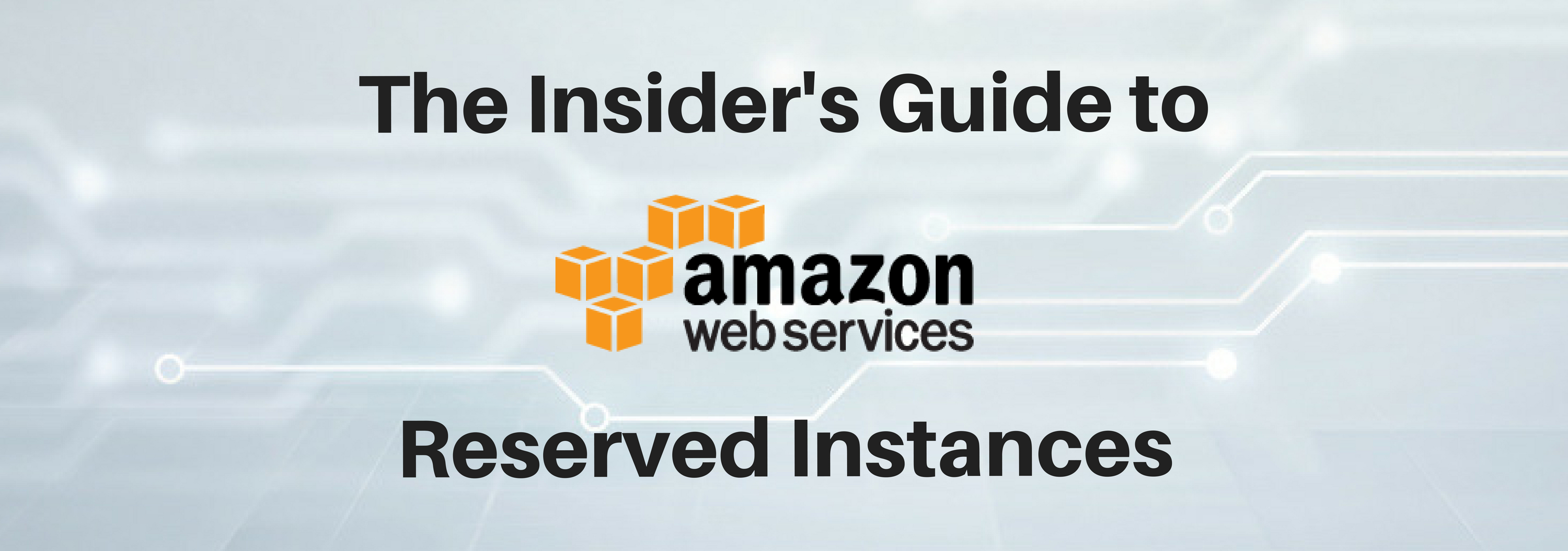 Aws Cost Calculator Spreadsheet Regarding The Insider's Guide To Aws Reserved Instances  Mission