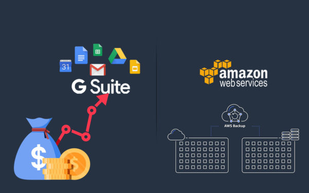 Aws Pricing Spreadsheet Within Newsletter: Amazon Web Services Announce Aws Backup  Google Hikes G