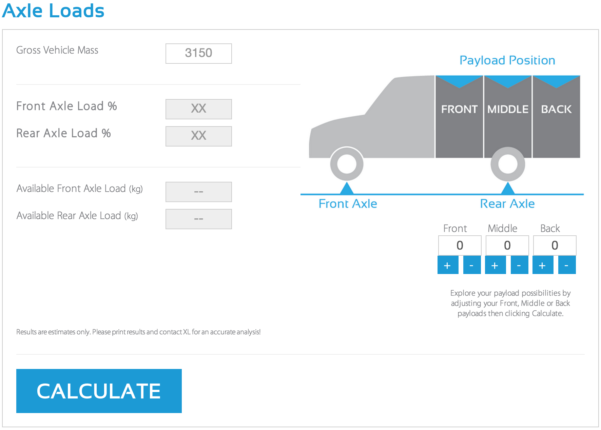 Axle Load Calculation Spreadsheet With Axle Load Calculator  Xl