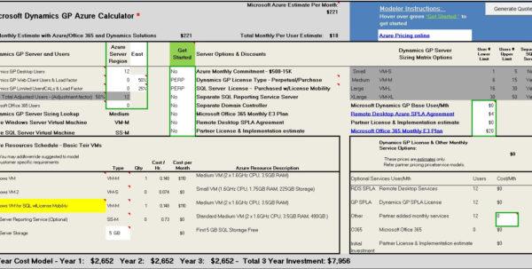 Azure Pricing Spreadsheet In Azure Pricing Spreadsheet For Spreadsheet Software Google