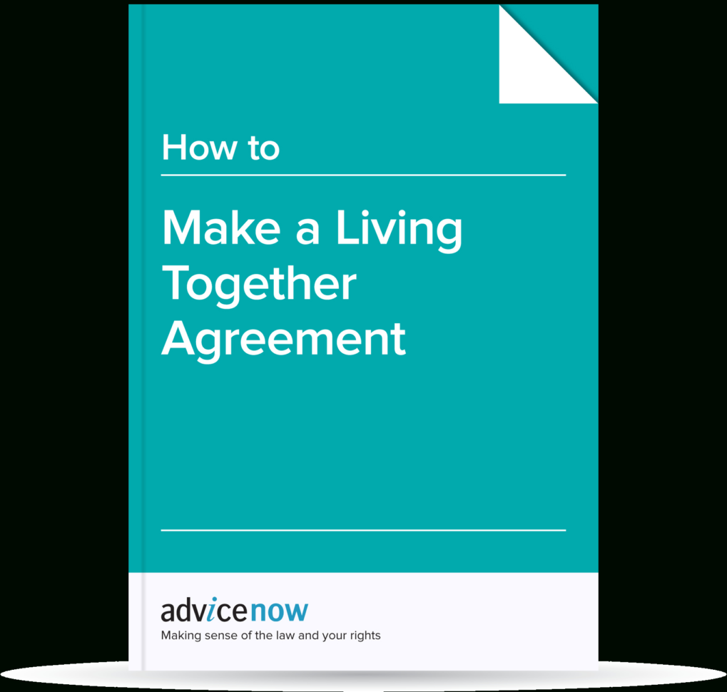 Baby Budget Spreadsheet Uk Inside How To Make A Living Together Agreement  Advicenow