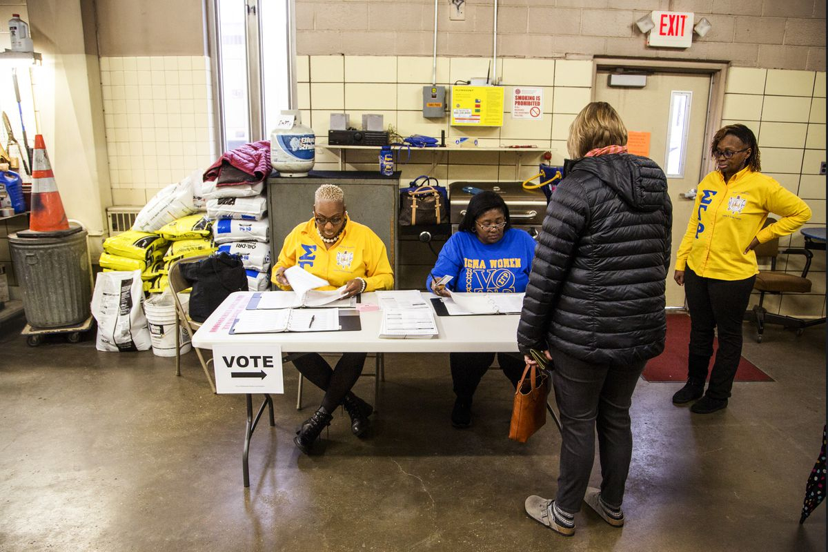 Ballot Counting Spreadsheet Pertaining To Midterms 2018: Why It Takes So Long To Get Election Night Results  Vox