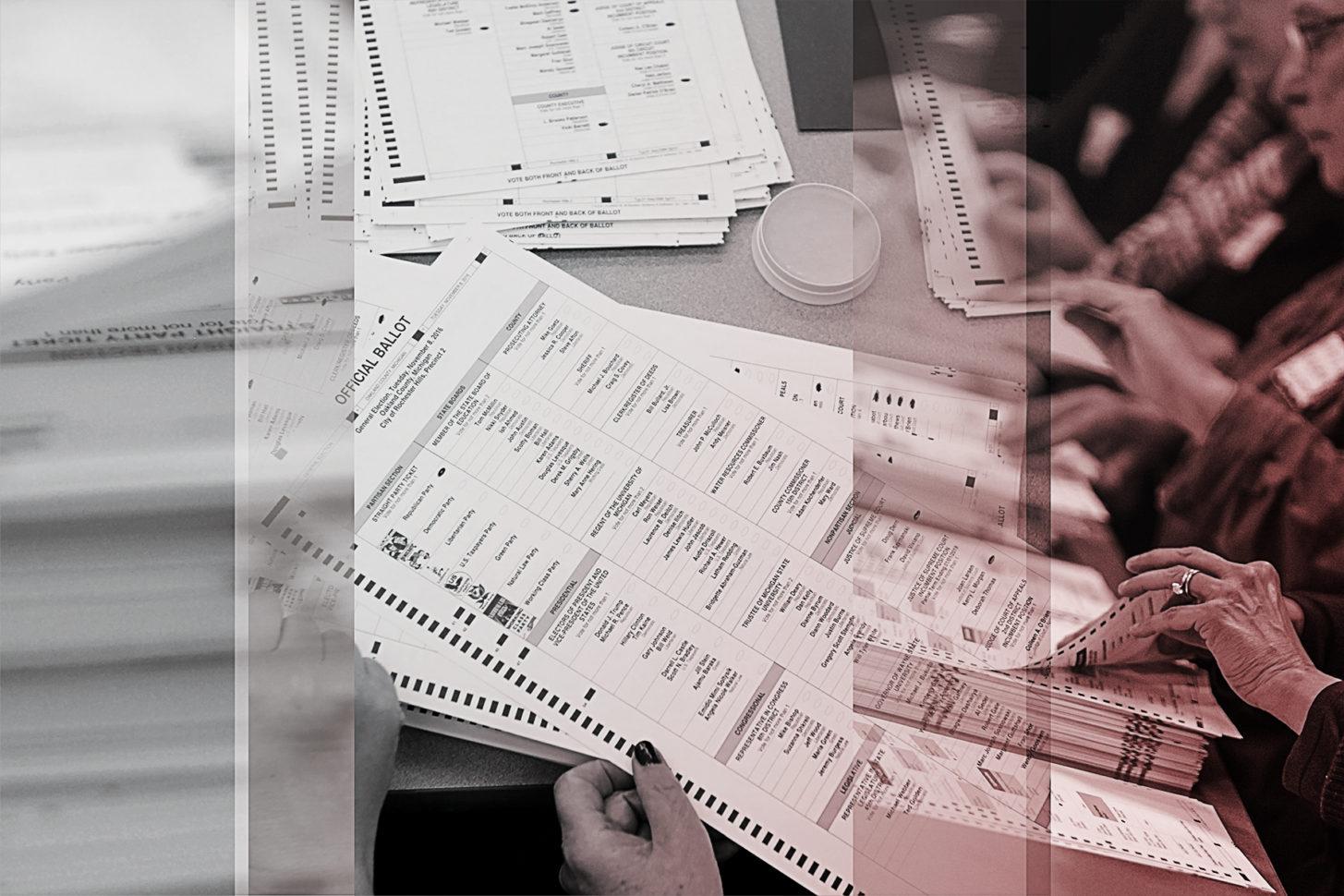 Ballot Counting Spreadsheet Regarding Inside The Recount  The New Republic