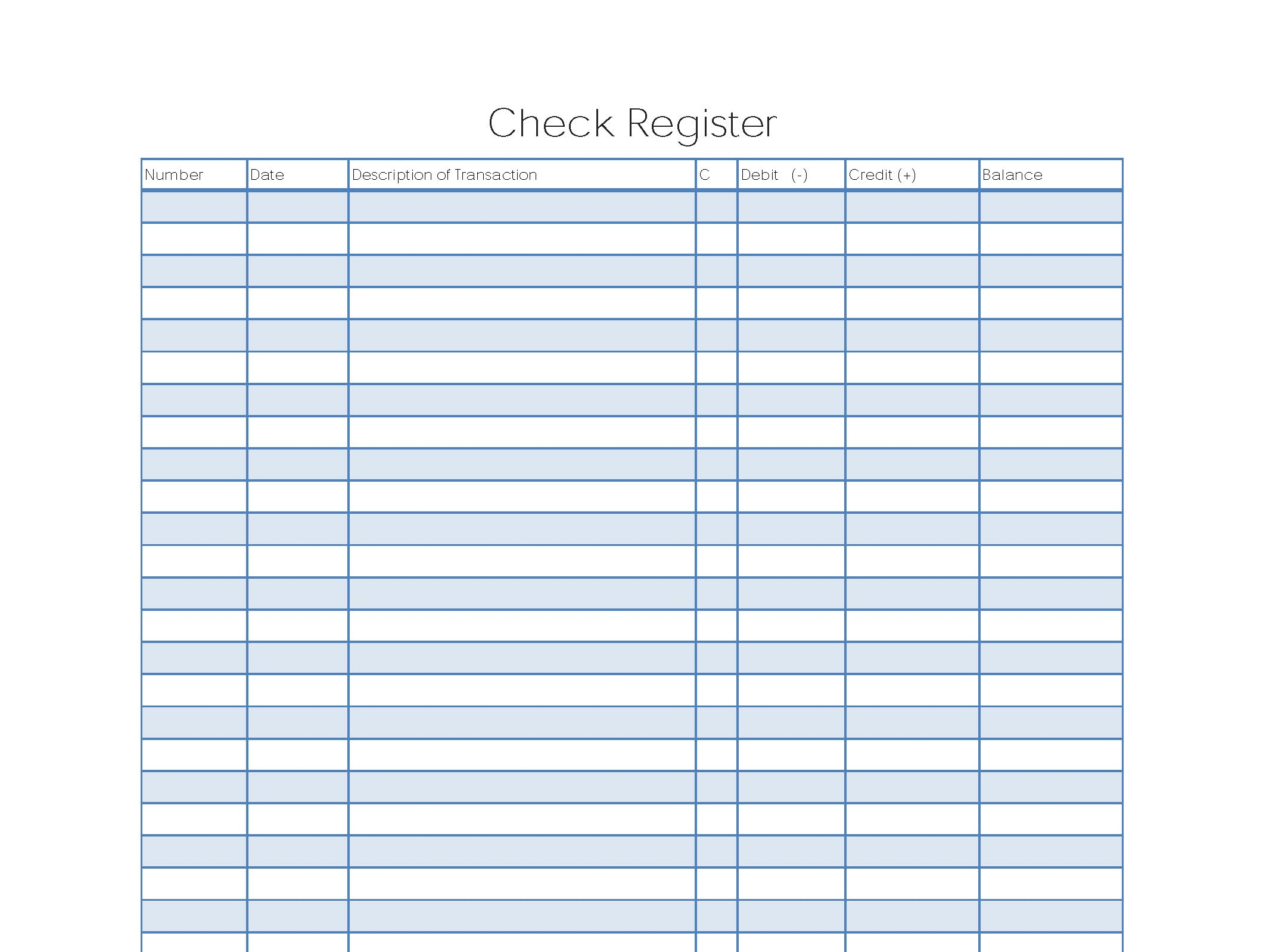 Bank Account Spreadsheet Excel Intended For Checking Account Worksheets For Students Create A Simple Checkbook