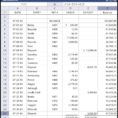Bank Deposit Analysis Spreadsheet Inside Bank Reconciliation  Principlesofaccounting