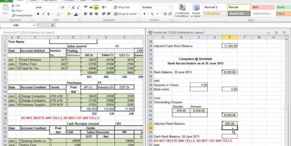 Bank Reconciliation Excel Spreadsheet Regarding 009 Template Ideas Bank Reconciliation Excel Xlsx With Worksheet