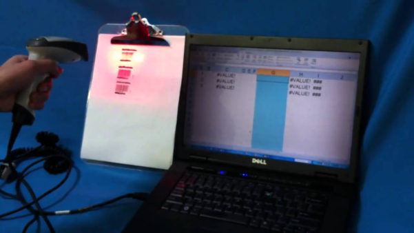 Barcode Scan To Spreadsheet Regarding Barcode Scanner To Excel Spreadsheet Collections Scan  Askoverflow