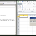 Barcode Scanning To Excel Spreadsheet Throughout Stepstep: Writing Output From A Smart Camera Or Barcode Reader