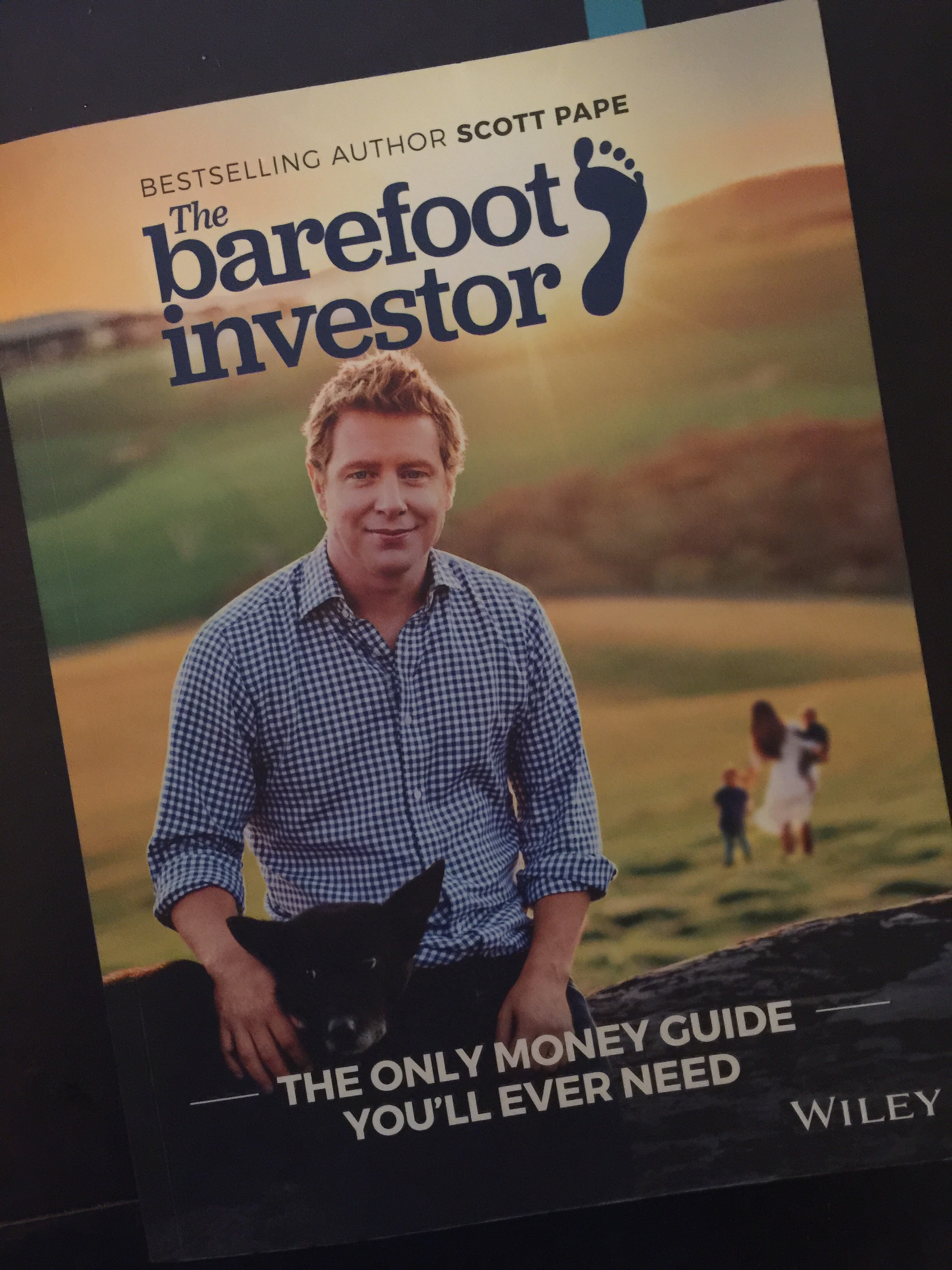 Barefoot Investor Spreadsheet Template Regarding Book Review: The Barefoot Investor  The Spreadsheet Dad