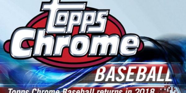 Baseball Card Checklist Spreadsheet Inside 2018 Topps Chrome Baseball Cards Checklist  Chrome Is Back!