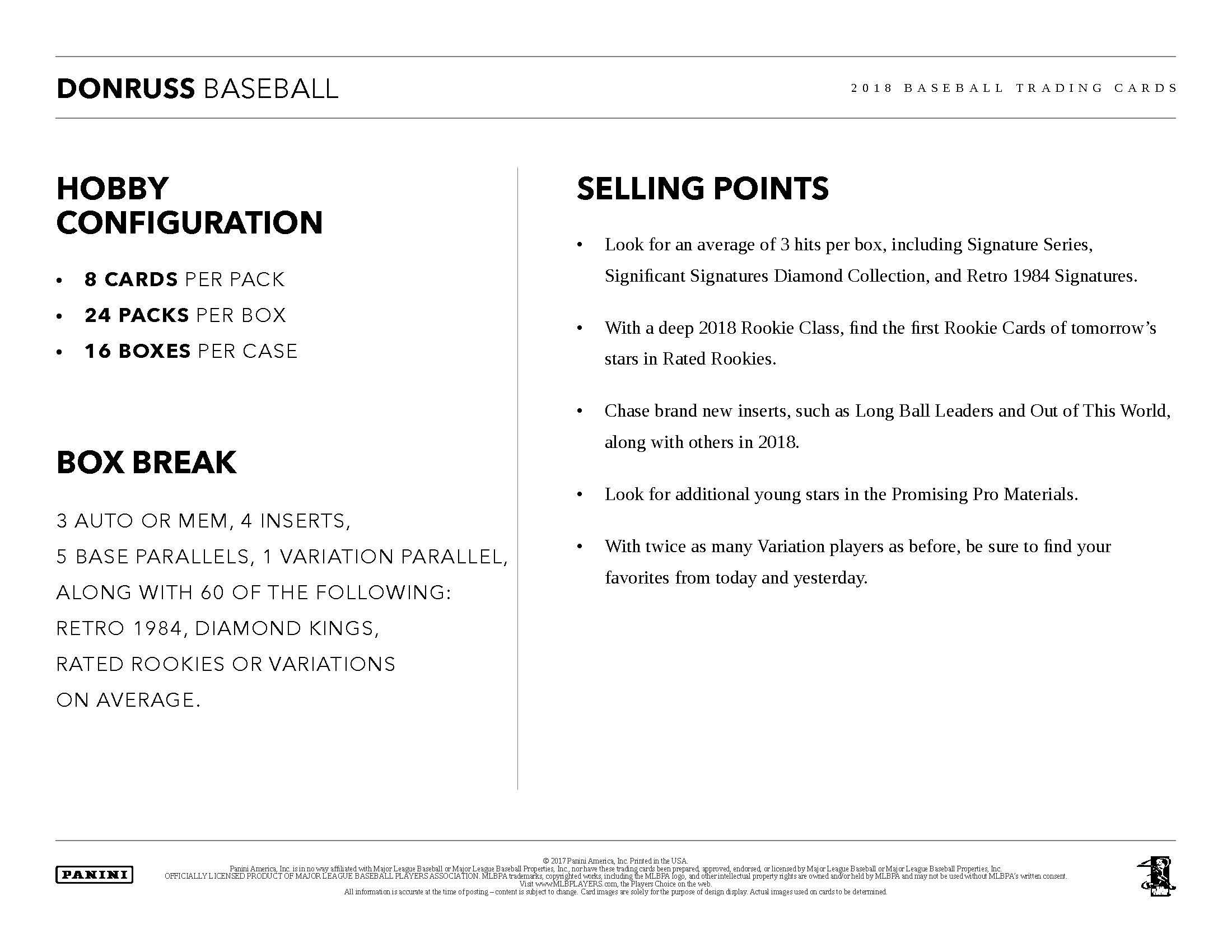 Baseball Card Checklist Spreadsheet Throughout 2018 Donruss Baseball Cards