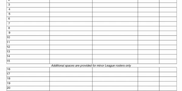 Baseball Team Stats Spreadsheet Intended For 012 Baseball Stat Sheet Excel New Roster Template Little League Team