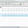 Basic Cash Flow Spreadsheet With A Beginner's Cash Flow Forecast: Microsoft's Excel Template  The