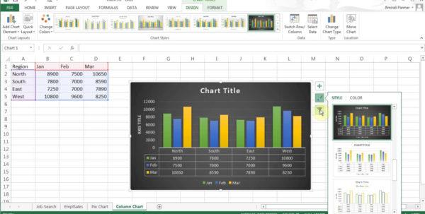 Basic Spreadsheet Proficiency With Microsoft Excel With Microsoft Excel Test  Rightpeople