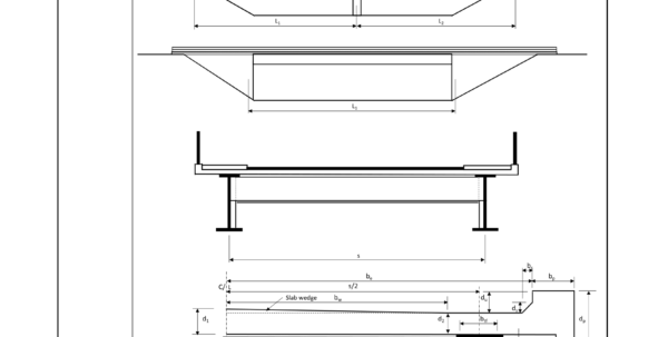 Beam Splice Design Spreadsheet Pertaining To Steel And Concrete Composite Bridges  Ladder Deck  Asrosoft Store