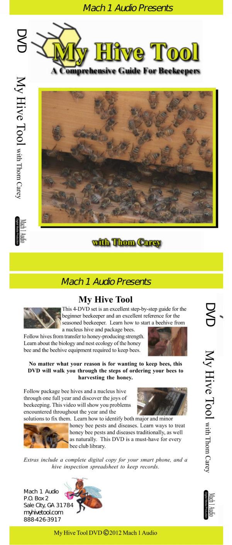 Beekeeping Spreadsheet Pertaining To Beginner Beekeeping Dvd Reviews