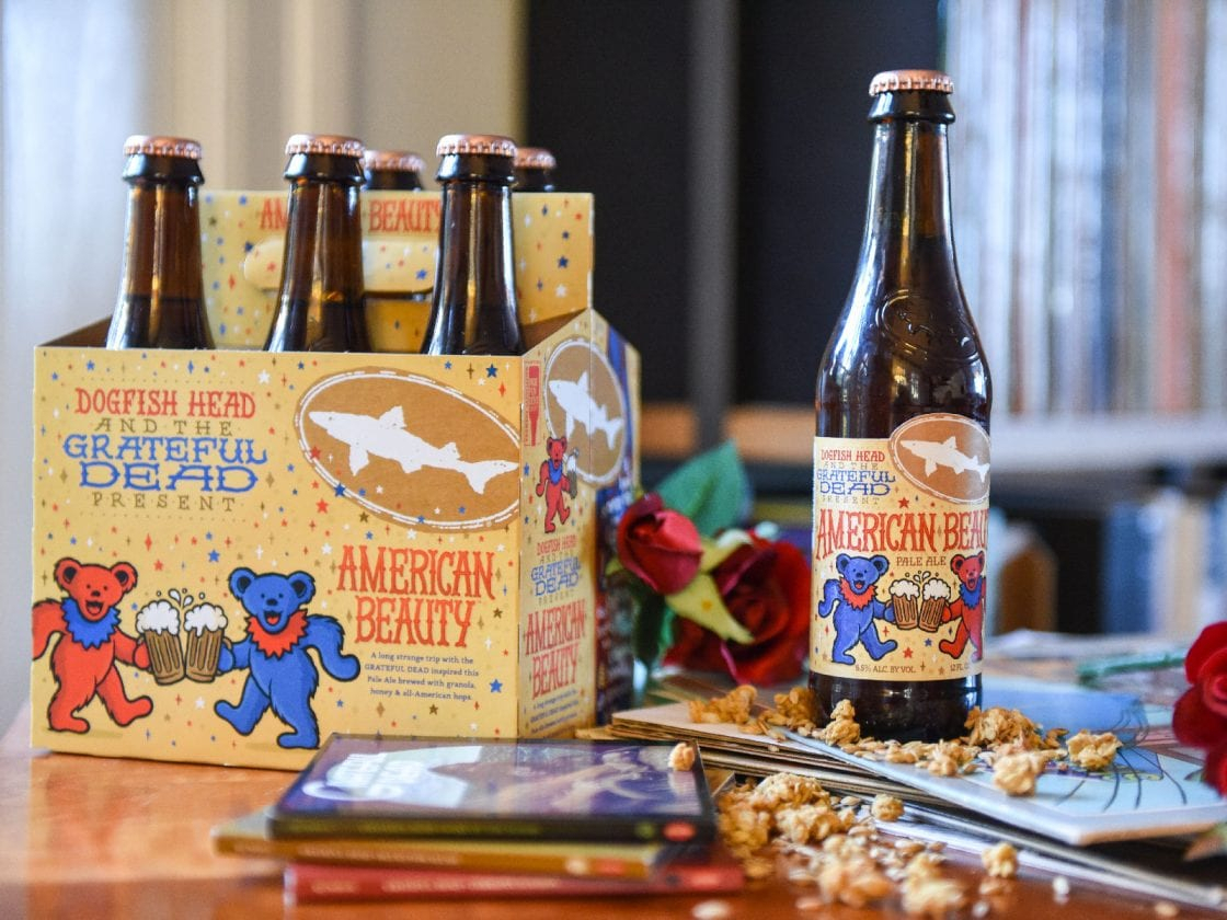 Beer N Bbq By Larry Spreadsheet Inside Dogfish Head To Bring Back Grateful Deadinspired Beer American