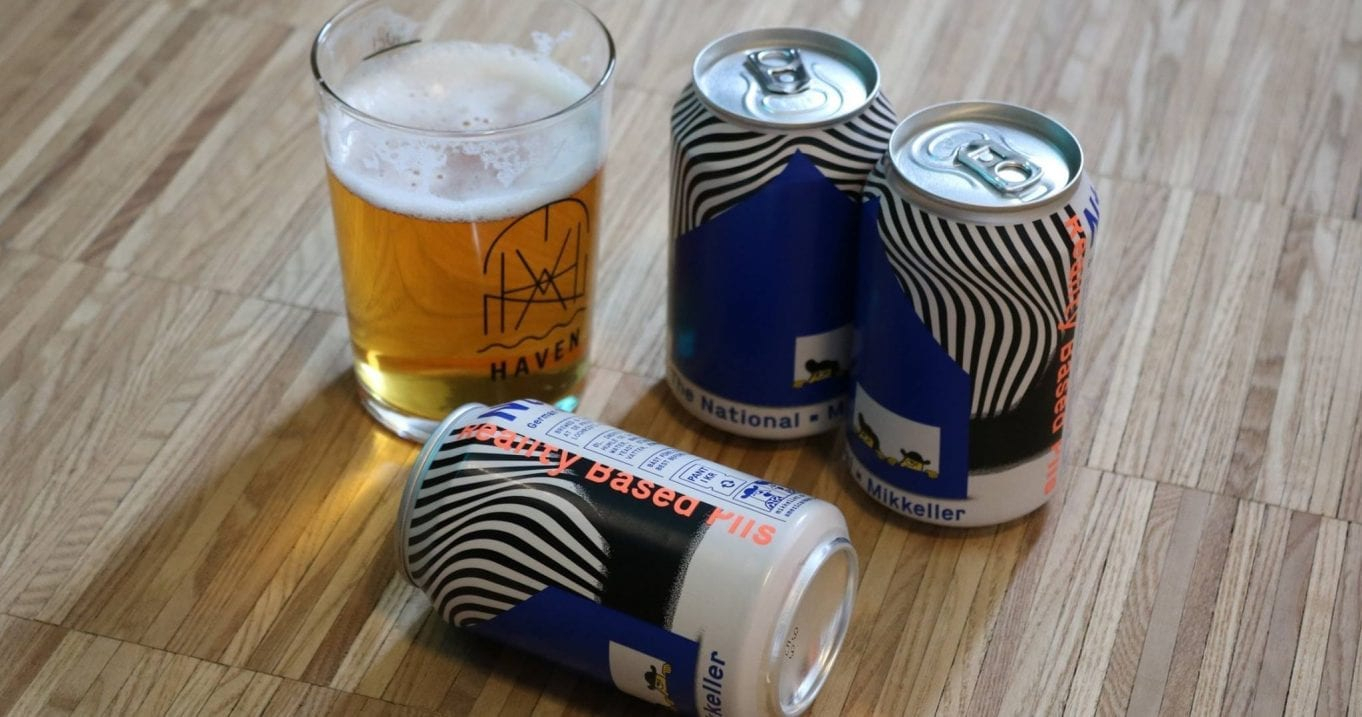 Beer N Bbq By Larry Spreadsheet With The National  Mikkeller Announce New Beer: Reality Based Pils