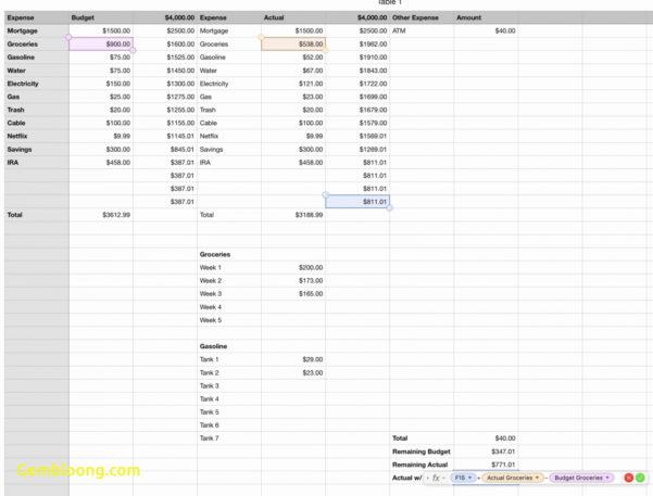 Best Budget Spreadsheet Inside Zero Based Budget Spreadsheet Inspiration Of Zero Based Budget