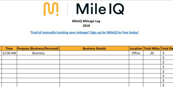 Best Excel Spreadsheet Templates Inside Mileage Log Spreadsheet Best Excel Spreadsheet Templates Spreadsheet