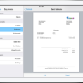 Best Free Spreadsheet For Ipad Pertaining To Free Invoice Template For Mac And Best With Textedit Plus Simple