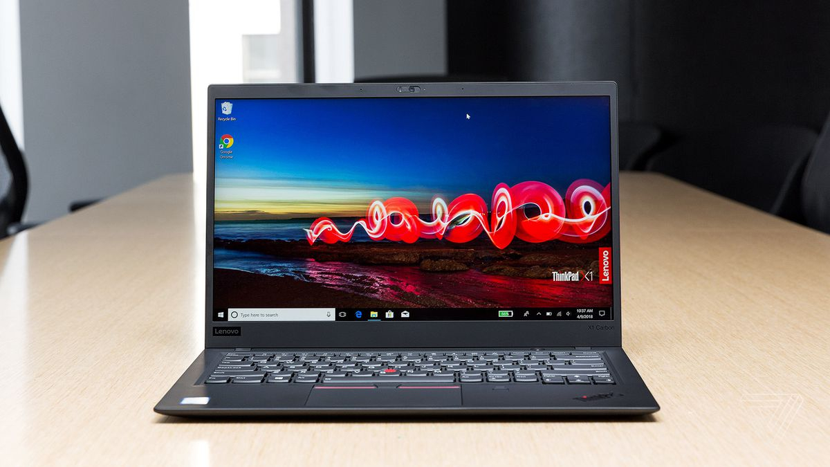 Best Laptop For Excel Spreadsheets With Regard To Lenovo Thinkpad X1 Carbon 2018 Review: Business In The Front