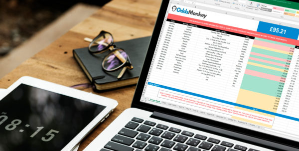 Best Matched Betting Spreadsheet Pertaining To Free Matched Betting Spreadsheet  Oddsmonkey Blog