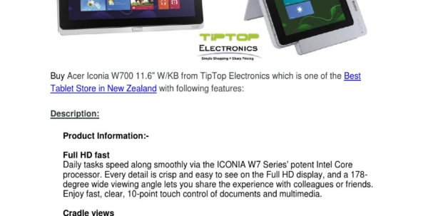 Best Tablet For Documents And Spreadsheets Inside Best Tablet Stores In New Zealandtiptop Electronics  Issuu