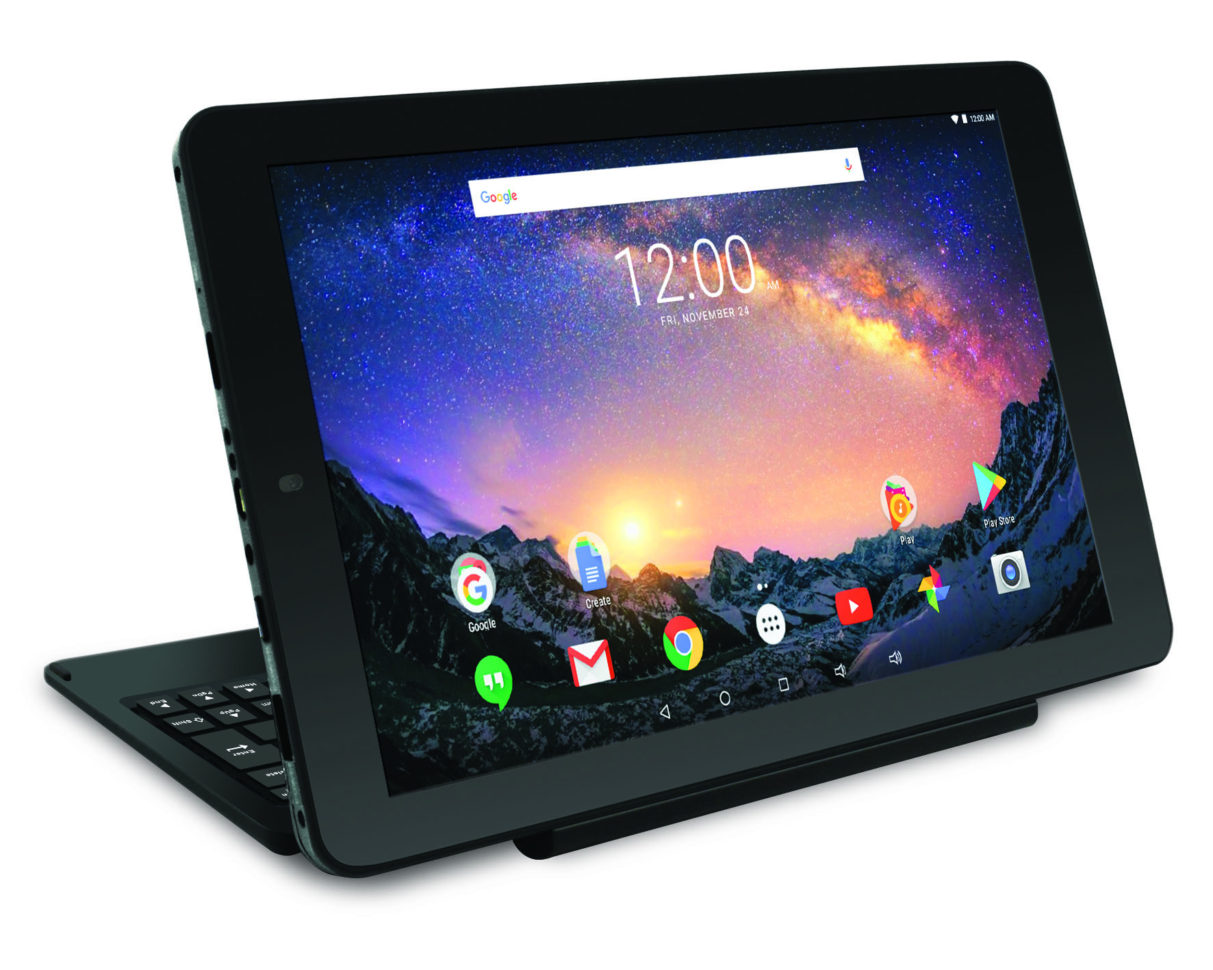 """Best Tablet For Documents And Spreadsheets Pertaining To Rca Galileo Pro 11.5"""" 32Gb 2In1 Tablet With Keyboard Case Android"""