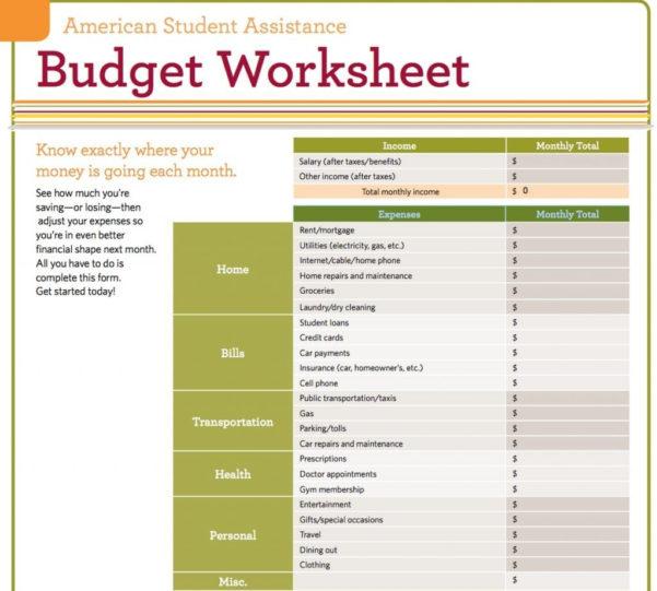 Best Way To Make A Budget Spreadsheet Pertaining To Irregular Income Budget Spreadsheet  Aljererlotgd