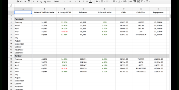 Best Way To Set Up Budget Spreadsheet With 10 Readytogo Marketing Spreadsheets To Boost Your Productivity Today