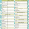Best Wedding Budget Spreadsheet Pertaining To Spreadsheet Example Of Best Wedding Budget Checklist For Someday