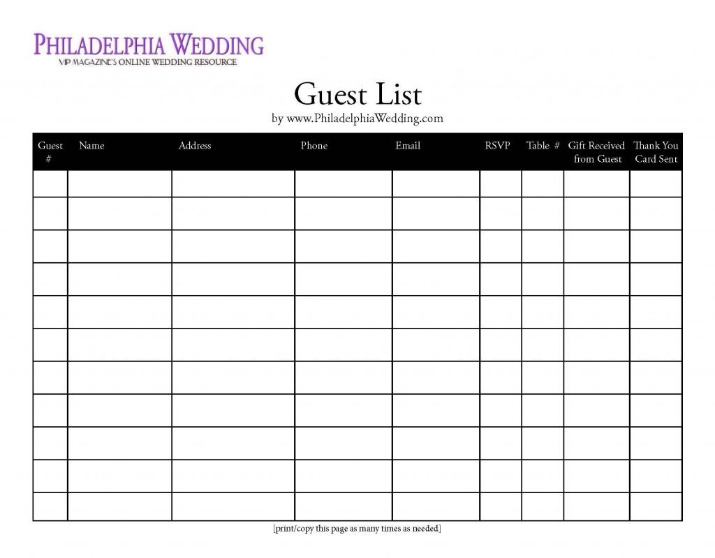Best Wedding Guest List Spreadsheet Download For Best Wedding Guest List Spreadsheet Download Wedding – Nurul Amal