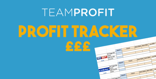 Betfair Spreadsheet Free With Super Simple Matched Betting Spreadsheet 2019 Team Profit Betfair Spreadsheet Free Payment Spreadsheet