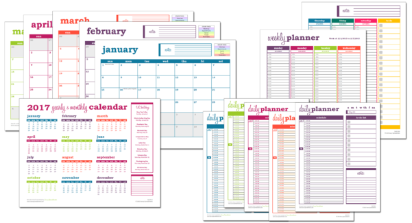 Better Spreadsheet Than Excel With Why Excel Is Better Than Pdf For Calendars And Planners  Savvy