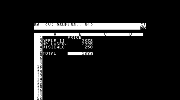 Better Spreadsheet Than Excel Within From Visicalc To Google Sheets: The 12 Best Spreadsheet Apps