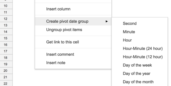 Better Spreadsheet Throughout Google Sheets Finally Supports Recording Macros, Adds Row Grouping